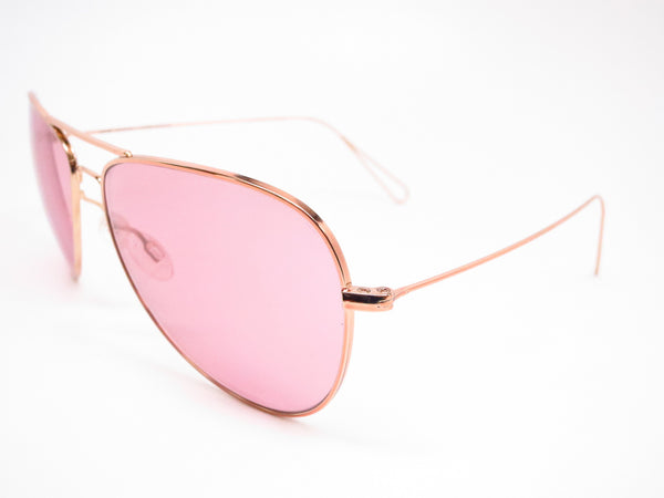 Oliver Peoples Matt OV 1156S 5037/84 Rose Gold Sunglasses - Eye Heart Shades - Oliver Peoples - Sunglasses - 1
