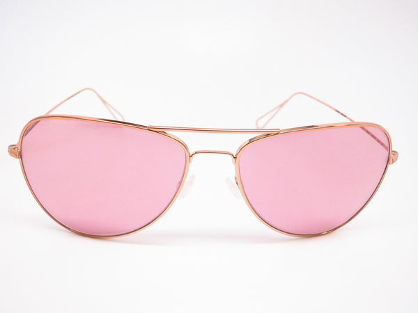Oliver Peoples Matt OV 1156S 5037/84 Rose Gold Sunglasses - Eye Heart Shades - Oliver Peoples - Sunglasses - 2