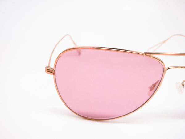 Oliver Peoples Matt OV 1156S 5037/84 Rose Gold Sunglasses - Eye Heart Shades - Oliver Peoples - Sunglasses - 4