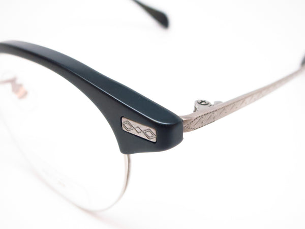 Oliver Peoples OV 1171T Executive II 1465 Matte Black & Pewter Eyeglasses - Eye Heart Shades - Oliver Peoples - Eyeglasses - 3