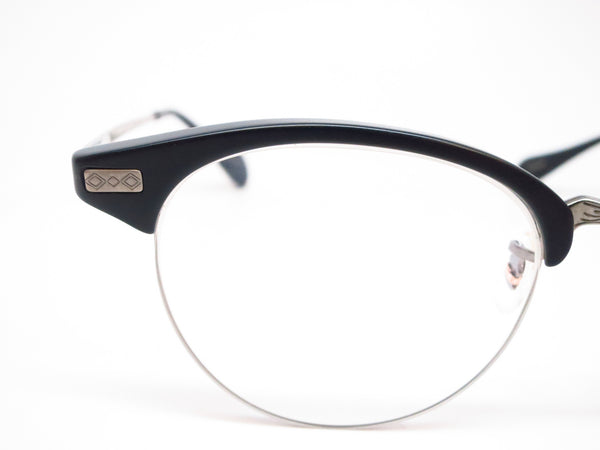 Oliver Peoples OV 1171T Executive II 1465 Matte Black & Pewter Eyeglasses - Eye Heart Shades - Oliver Peoples - Eyeglasses - 4