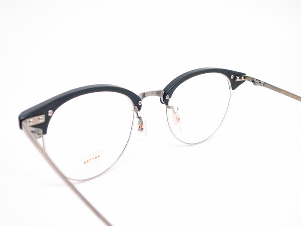 Oliver Peoples OV 1171T Executive II 1465 Matte Black & Pewter Eyeglasses - Eye Heart Shades - Oliver Peoples - Eyeglasses - 6
