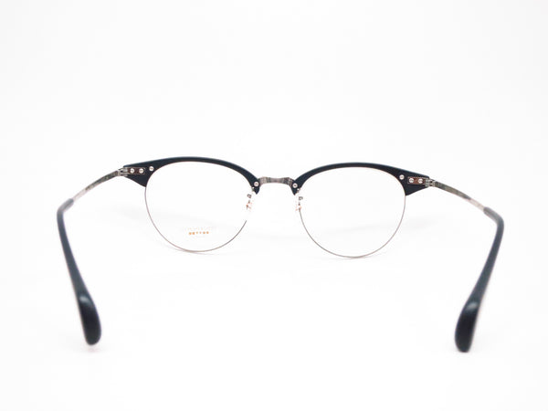 Oliver Peoples OV 1171T Executive II 1465 Matte Black & Pewter Eyeglasses - Eye Heart Shades - Oliver Peoples - Eyeglasses - 7