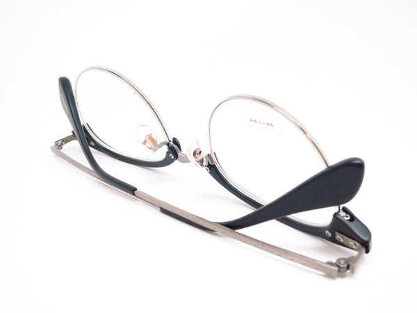 Oliver Peoples OV 1171T Executive II 1465 Matte Black & Pewter Eyeglasses - Eye Heart Shades - Oliver Peoples - Eyeglasses - 8