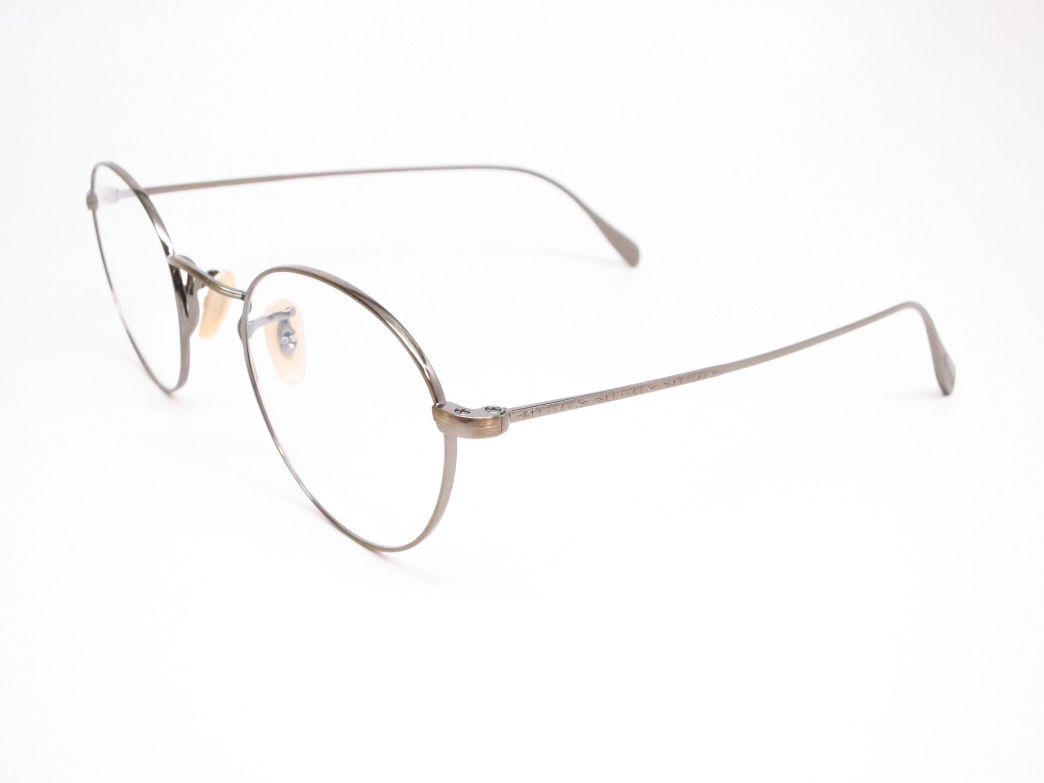 a34f4a5fd94 Oliver Peoples Coleridge OV 1186 5039 Antique Gold Eyeglasses - Eye Heart  Shades - Oliver Peoples