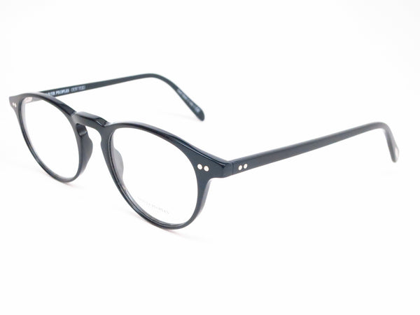 Oliver Peoples OV 5004 Riley R 1005 Black Eyeglasses - Eye Heart Shades - Oliver Peoples - Eyeglasses - 1