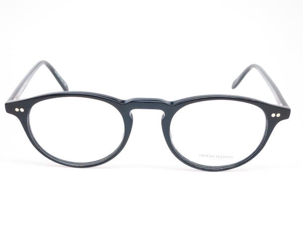 Oliver Peoples OV 5004 Riley R 1005 Black Eyeglasses - Eye Heart Shades - Oliver Peoples - Eyeglasses - 2