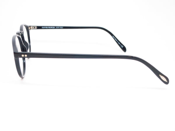 Oliver Peoples OV 5004 Riley R 1005 Black Eyeglasses - Eye Heart Shades - Oliver Peoples - Eyeglasses - 5