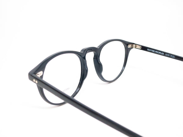 Oliver Peoples OV 5004 Riley R 1005 Black Eyeglasses - Eye Heart Shades - Oliver Peoples - Eyeglasses - 6