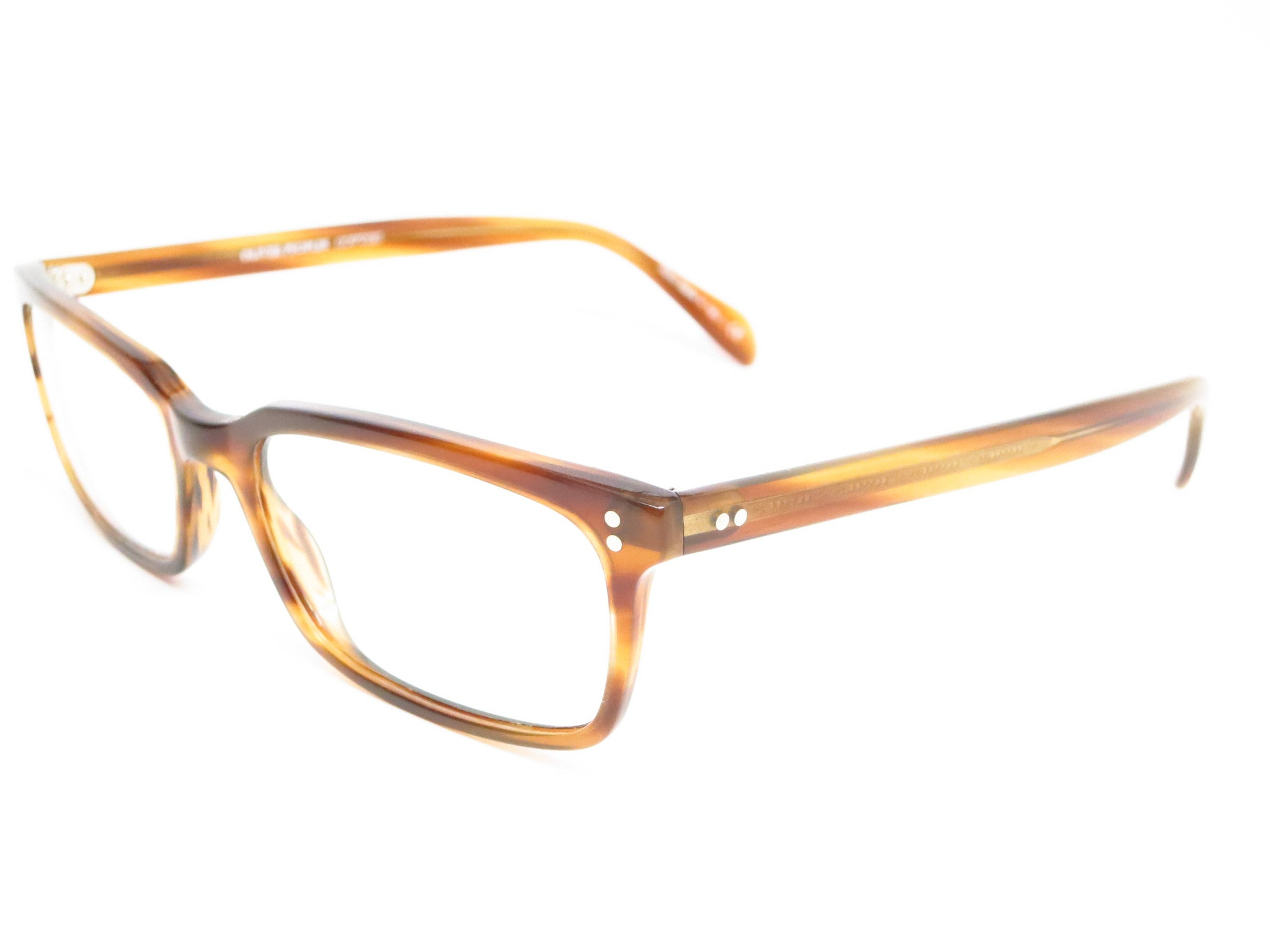 d91b6739c7 Oliver Peoples OV 5102 Denison 1156 Sandal Wood Eyeglasses - Eye Heart  Shades - Oliver Peoples ...