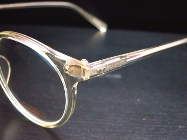 Oliver Peoples OV 5183 O'Malley Clear 1014 Eyeglasses - Eye Heart Shades - Oliver Peoples - Eyeglasses - 3