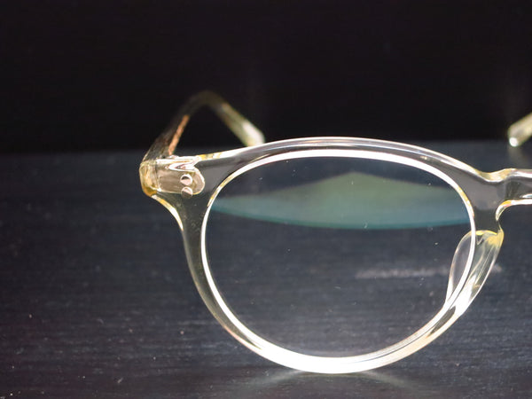 Oliver Peoples OV 5183 O'Malley Clear 1014 Eyeglasses - Eye Heart Shades - Oliver Peoples - Eyeglasses - 4