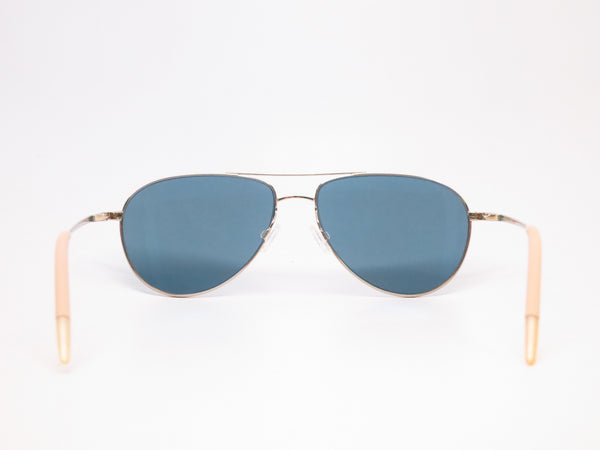 Oliver Peoples Benedict OV 1002S 5242/52 Gold Polarized Sunglasses - Eye Heart Shades - Oliver Peoples - Sunglasses - 7