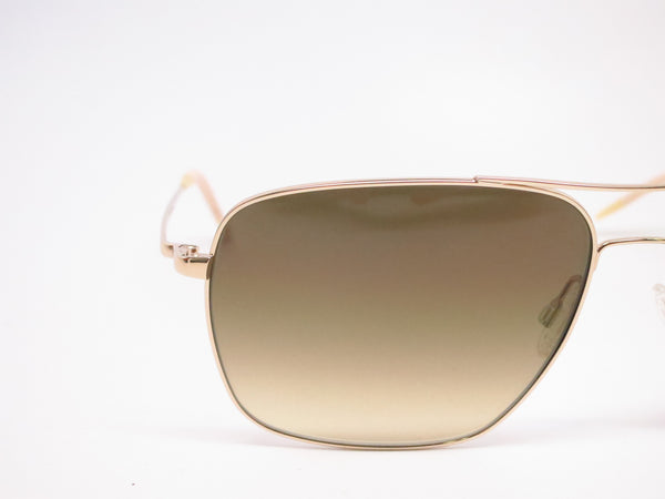 Oliver Peoples Clifton OV 1150-S 5035/85 Gold Photochromic Sunglasses - Eye Heart Shades - Oliver Peoples - Sunglasses - 4
