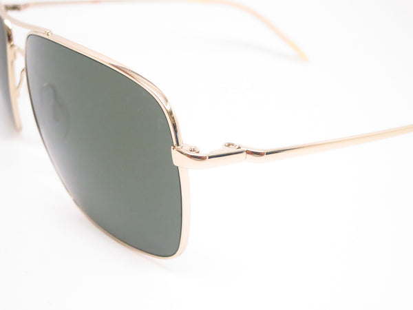 Oliver Peoples Clifton OV 1150-S 5035/P1 Gold Polarized Sunglasses - Eye Heart Shades - Oliver Peoples - Sunglasses - 3