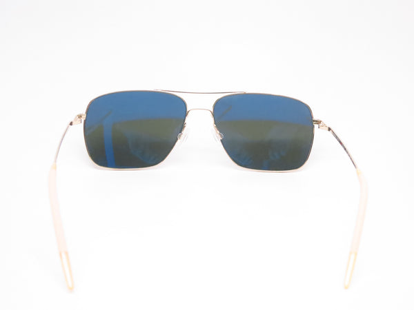 Oliver Peoples Clifton OV 1150-S 5035/P1 Gold Polarized Sunglasses - Eye Heart Shades - Oliver Peoples - Sunglasses - 7