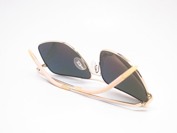 Oliver Peoples Clifton OV 1150-S 5035/P1 Gold Polarized Sunglasses - Eye Heart Shades - Oliver Peoples - Sunglasses - 8