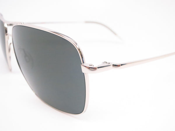 Oliver Peoples Clifton OV 1150-S 5036/P2 Silver Polarized Sunglasses - Eye Heart Shades - Oliver Peoples - Sunglasses - 3