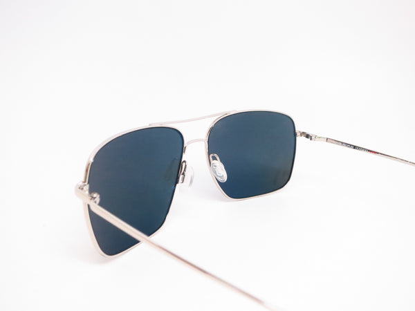 Oliver Peoples Clifton OV 1150-S 5036/P2 Silver Polarized Sunglasses - Eye Heart Shades - Oliver Peoples - Sunglasses - 6