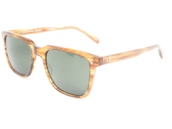 Oliver Peoples NDG-1 OV 5031S 1206/P1 Cedar Tortoise Polarized Sunglasses - Eye Heart Shades - Oliver Peoples - Sunglasses - 1