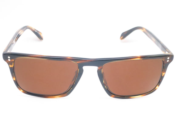 Oliver Peoples Bernardo OV 5189 1003/N9 Cocobolo Polarized Sunglasses - Eye Heart Shades - Oliver Peoples - Sunglasses - 2