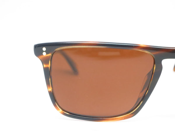 Oliver Peoples Bernardo OV 5189 1003/N9 Cocobolo Polarized Sunglasses - Eye Heart Shades - Oliver Peoples - Sunglasses - 4