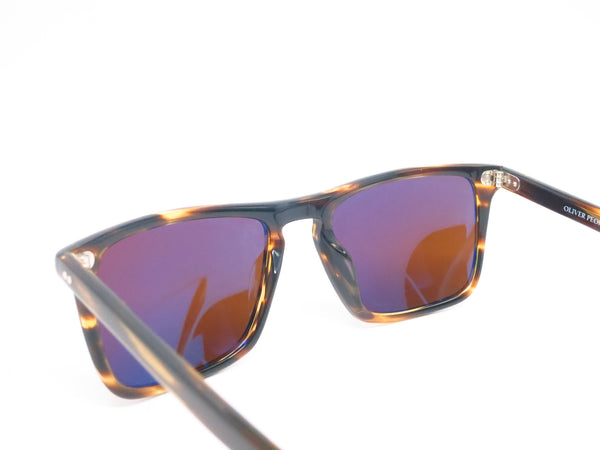 Oliver Peoples Bernardo OV 5189 1003/N9 Cocobolo Polarized Sunglasses - Eye Heart Shades - Oliver Peoples - Sunglasses - 6