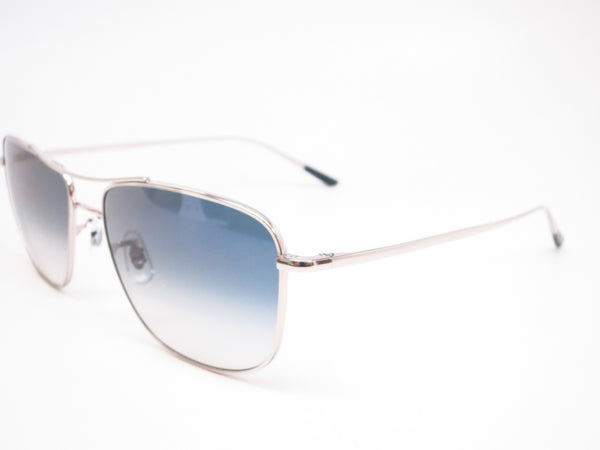 Oliver Peoples Shaefer OV 1146ST 5036/Q6 Silver Sunglasses - Eye Heart Shades - Oliver Peoples - Sunglasses - 1