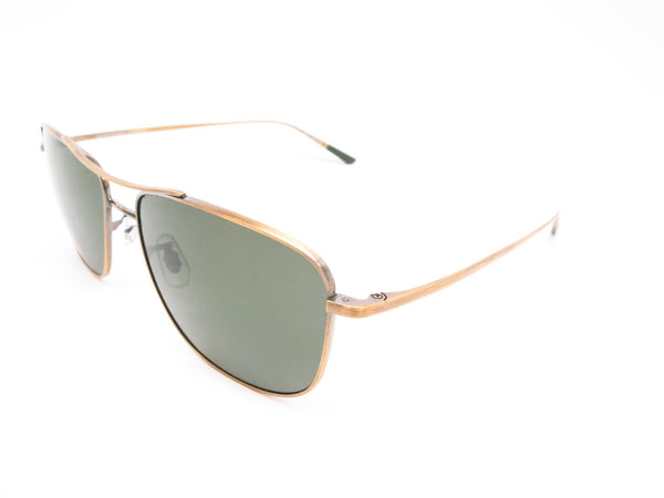 Oliver Peoples Shaefer OV 1146ST 5039/P1 Antique Gold sunglasses - Eye Heart Shades - Oliver Peoples - Sunglasses - 1
