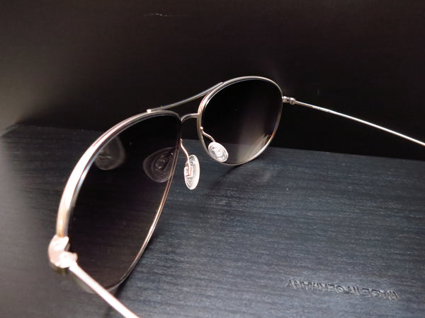 Oliver Peoples Tavener OV 1147ST 5127/6I Silver Sunglasses - Eye Heart Shades - Oliver Peoples - Sunglasses - 6