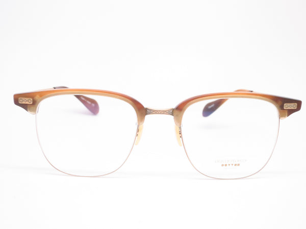 Oliver Peoples OV 1172T Executive 1488 Matte Sycamore/Antique Gold Eyeglasses - Eye Heart Shades - Oliver Peoples - 2