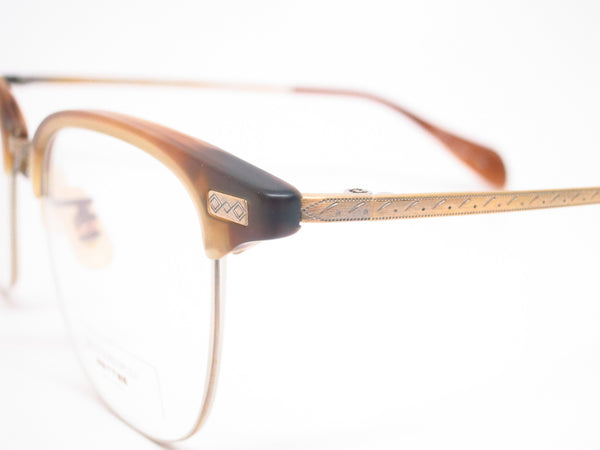 Oliver Peoples OV 1172T Executive 1488 Matte Sycamore/Antique Gold Eyeglasses - Eye Heart Shades - Oliver Peoples - 3