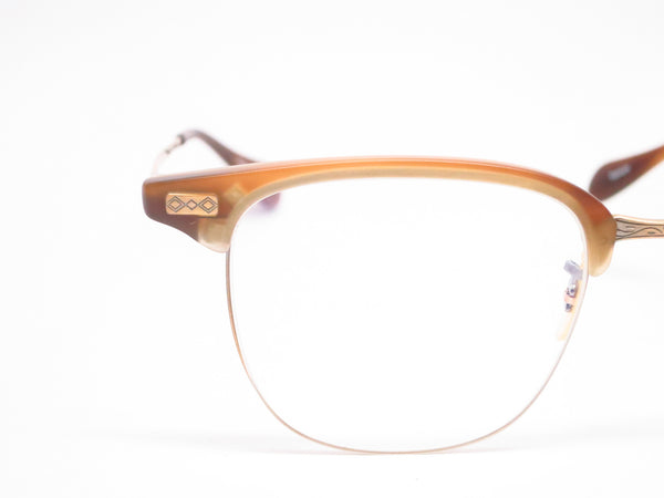 Oliver Peoples OV 1172T Executive 1488 Matte Sycamore/Antique Gold Eyeglasses - Eye Heart Shades - Oliver Peoples - 4