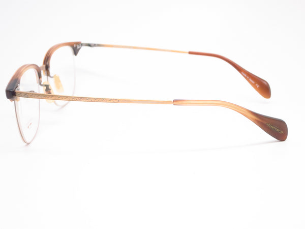 Oliver Peoples OV 1172T Executive 1488 Matte Sycamore/Antique Gold Eyeglasses - Eye Heart Shades - Oliver Peoples - 5