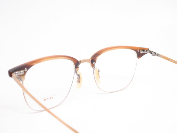 Oliver Peoples OV 1172T Executive 1488 Matte Sycamore/Antique Gold Eyeglasses - Eye Heart Shades - Oliver Peoples - 6