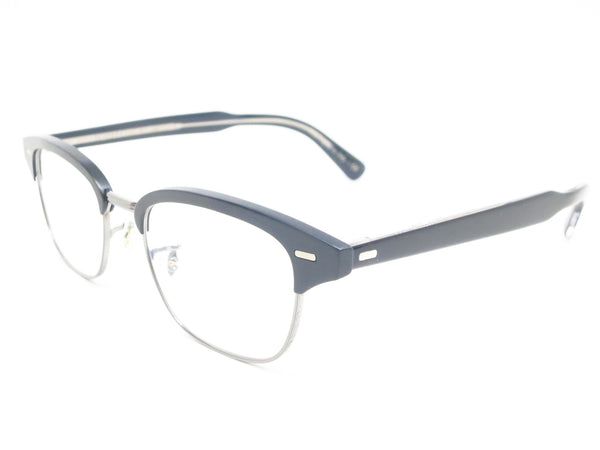 Oliver Peoples OV 1177 Shulman 5227 Black Pewter Eyeglasses - Eye Heart Shades - Oliver Peoples - Eyeglasses - 1