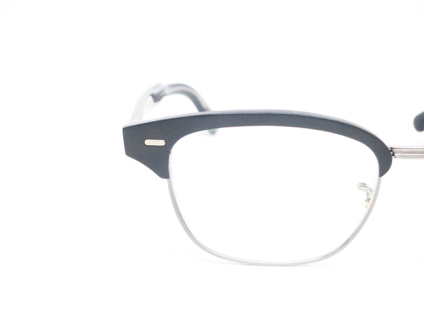 Oliver Peoples OV 1177 Shulman 5227 Black Pewter Eyeglasses - Eye Heart Shades - Oliver Peoples - Eyeglasses - 4