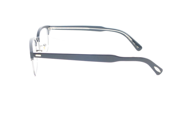 Oliver Peoples OV 1177 Shulman 5227 Black Pewter Eyeglasses - Eye Heart Shades - Oliver Peoples - Eyeglasses - 5