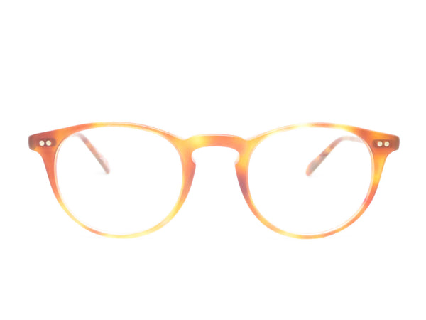Oliver Peoples OV 5004 Riley R 1483 LBR Semi Matte Eyeglasses - Eye Heart Shades - Oliver Peoples - Eyeglasses - 2