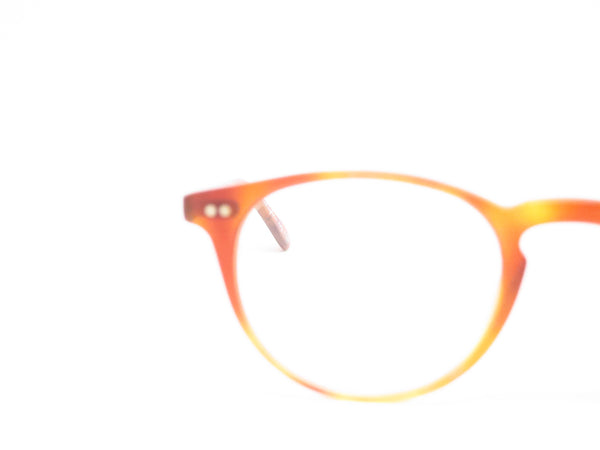 Oliver Peoples OV 5004 Riley R 1483 LBR Semi Matte Eyeglasses - Eye Heart Shades - Oliver Peoples - Eyeglasses - 4