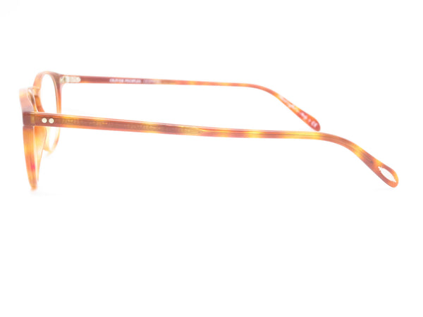 Oliver Peoples OV 5004 Riley R 1483 LBR Semi Matte Eyeglasses - Eye Heart Shades - Oliver Peoples - Eyeglasses - 5
