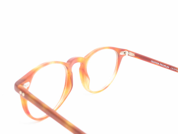 Oliver Peoples OV 5004 Riley R 1483 LBR Semi Matte Eyeglasses - Eye Heart Shades - Oliver Peoples - Eyeglasses - 6