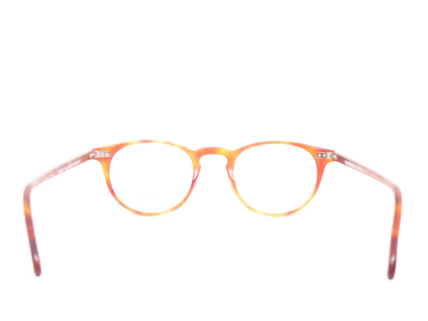 Oliver Peoples OV 5004 Riley R 1483 LBR Semi Matte Eyeglasses - Eye Heart Shades - Oliver Peoples - Eyeglasses - 7