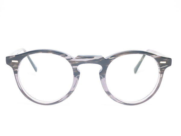 Oliver Peoples OV 5186 Gregory Peck 1011 Storm Eyeglasses - Eye Heart Shades - Oliver Peoples - Eyeglasses - 2