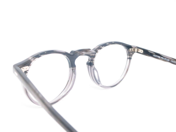 Oliver Peoples OV 5186 Gregory Peck 1011 Storm Eyeglasses - Eye Heart Shades - Oliver Peoples - Eyeglasses - 6