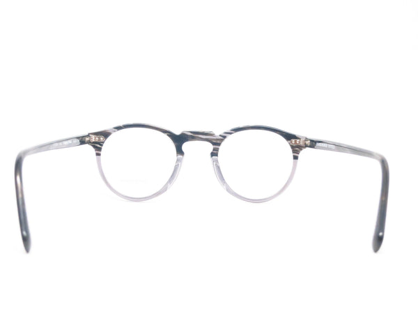 Oliver Peoples OV 5186 Gregory Peck 1011 Storm Eyeglasses - Eye Heart Shades - Oliver Peoples - Eyeglasses - 7