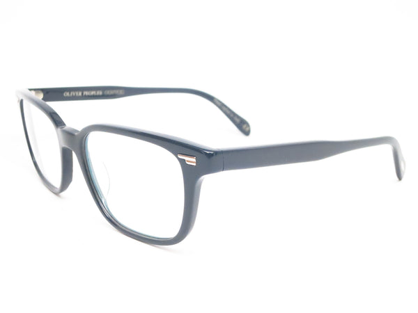 Oliver Peoples OV 5280 Soriano 1005 Black Eyeglasses - Eye Heart Shades - Oliver Peoples - Eyeglasses - 1