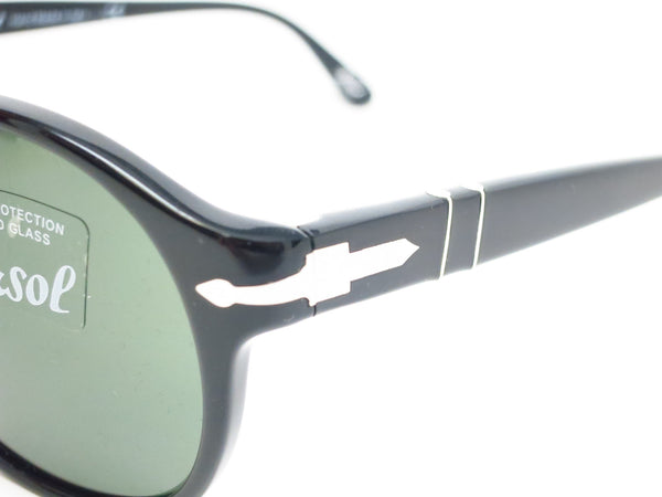 Persol PO 2931-S 95/31 Shiny Black Sunglasses - Eye Heart Shades - Persol - Sunglasses - 3