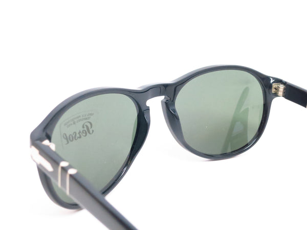 Persol PO 2931-S 95/31 Shiny Black Sunglasses - Eye Heart Shades - Persol - Sunglasses - 6