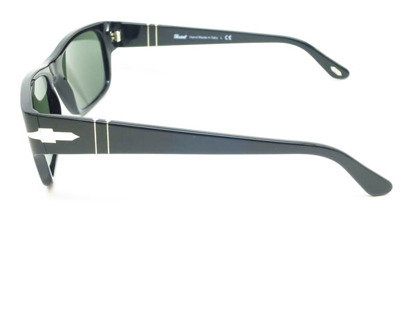 Persol PO 3021-S 95/31 Shiny Black Sunglasses - Eye Heart Shades - Persol - Sunglasses - 5